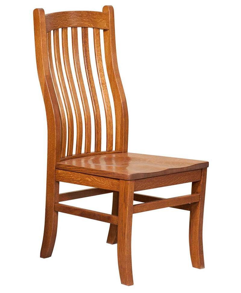 Arts and Crafts Dining Chair