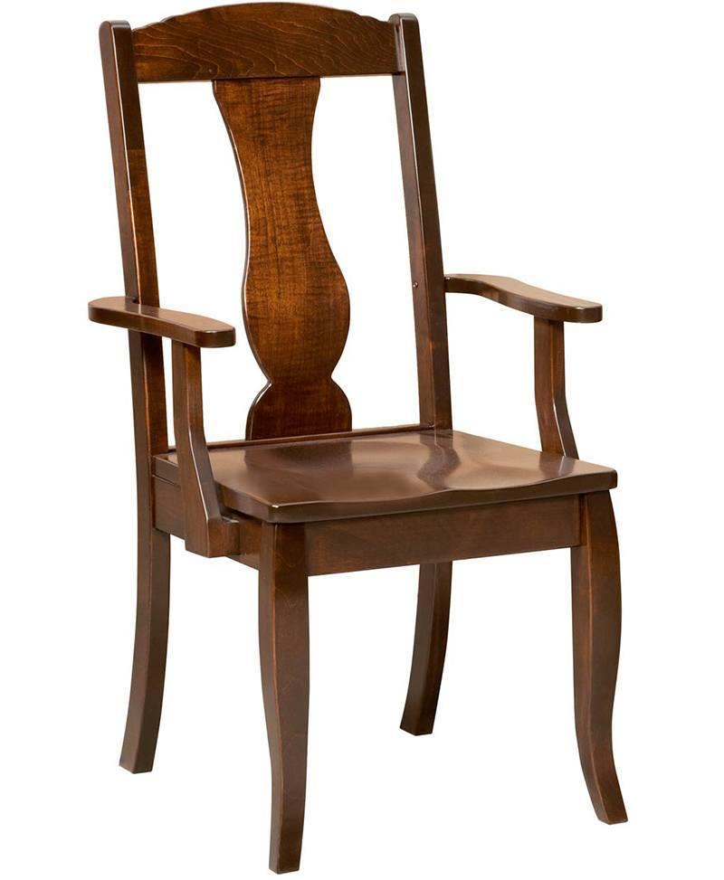 Austin Dining Chair | Amish Dining Chairs | Deutsch ...