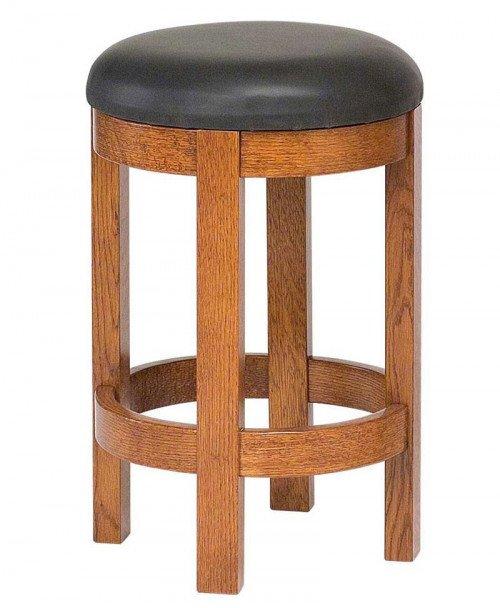 Barrel Bar Stool
