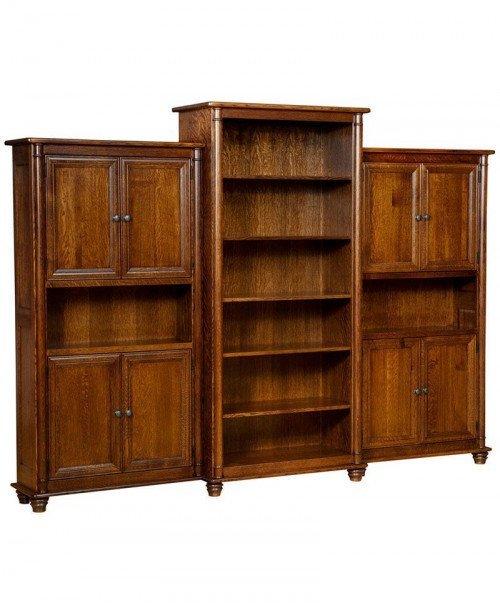 Belmont Deluxe Bookcase