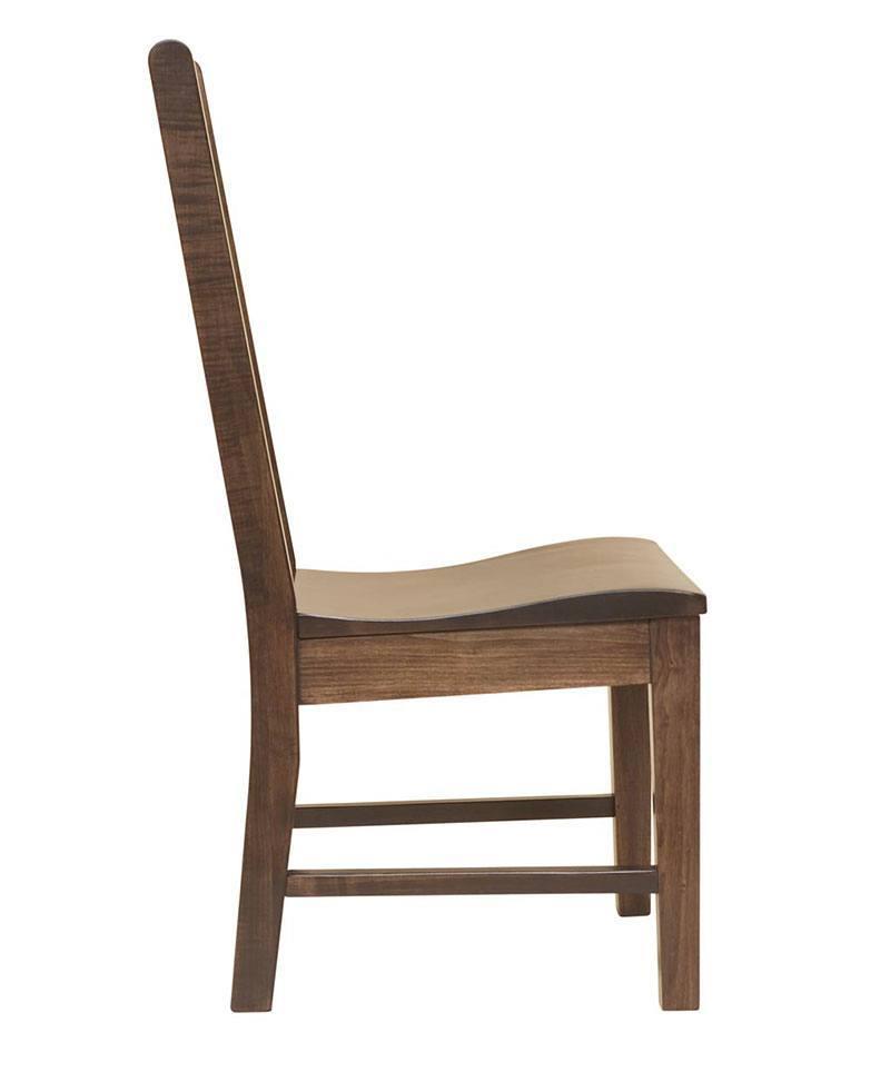 Benson Chair Side View