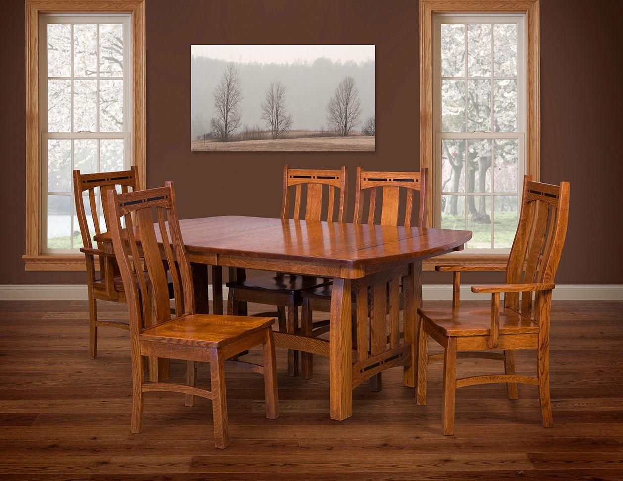 Boulder Creek Dining Set