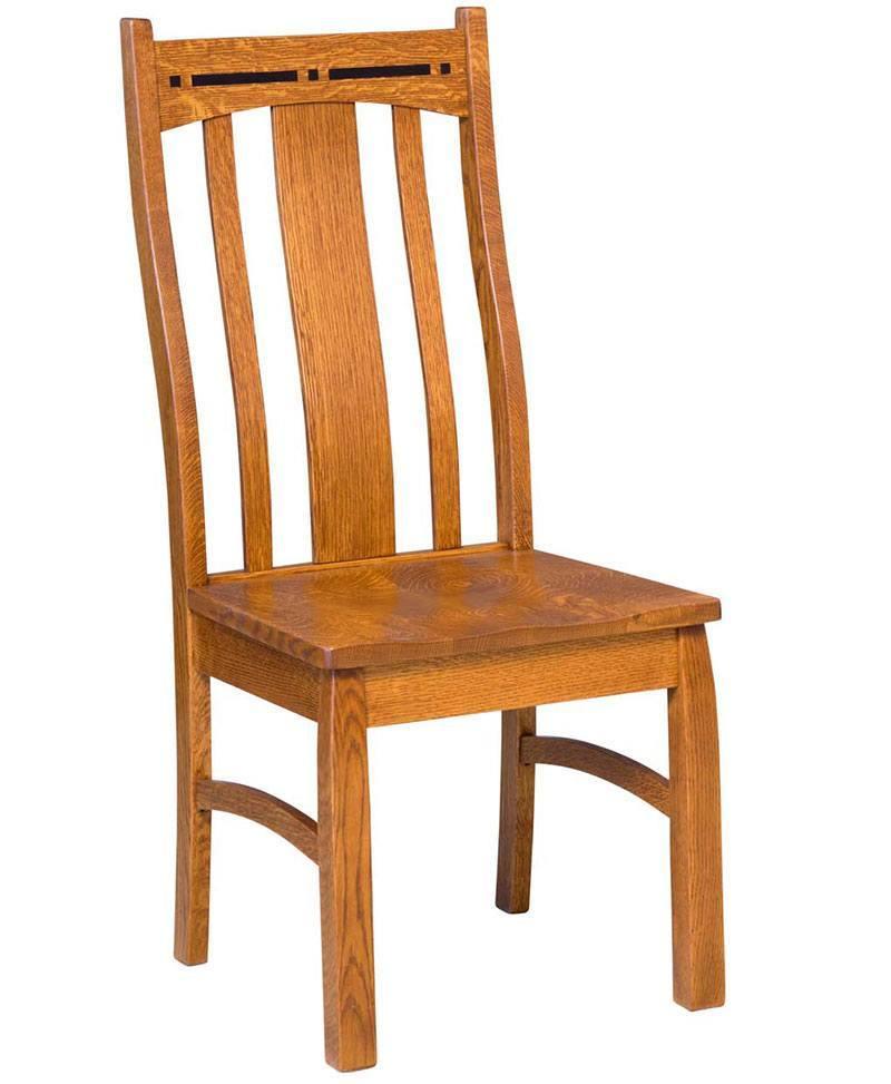 Boulder Creek Dining Chair Deutsch Furniture Haus
