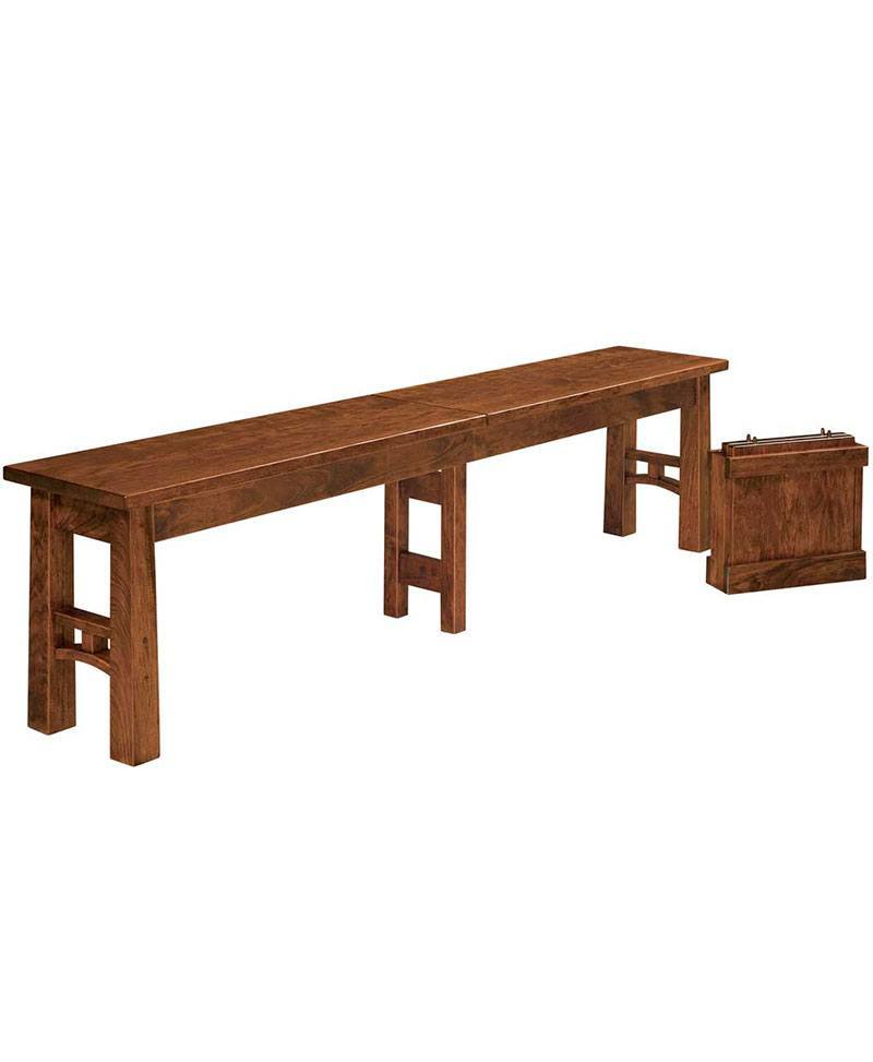 Bridgeport Dining Bench
