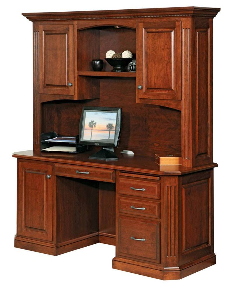Buckingham Credenza and Hutch
