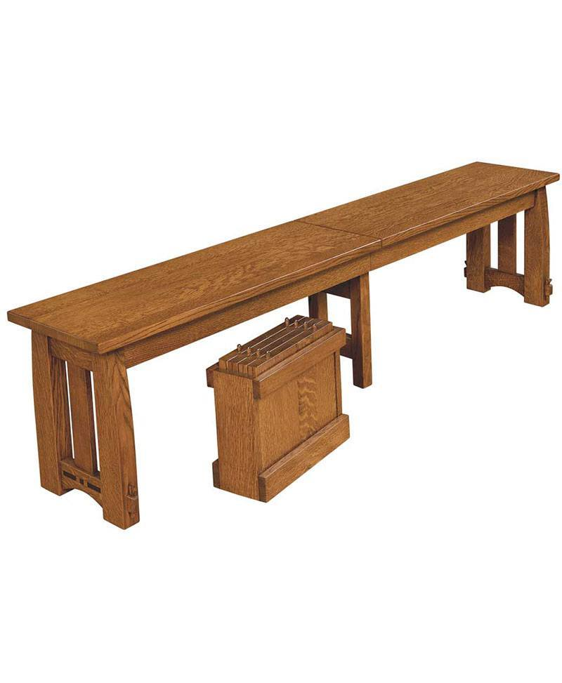 Colebrook Dining Bench