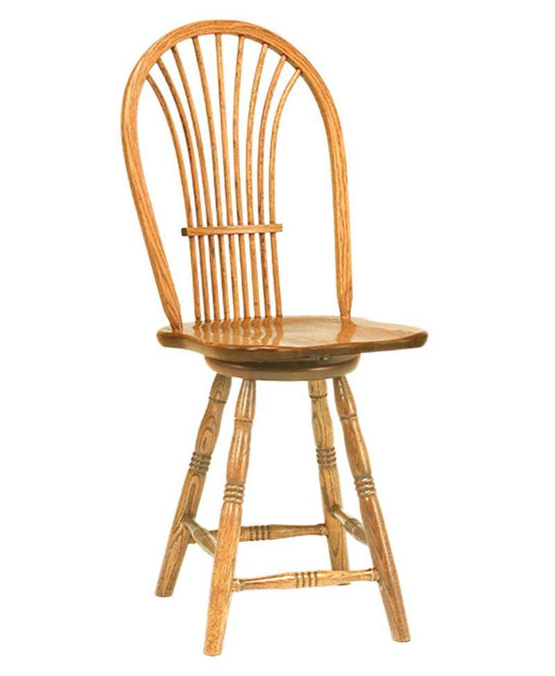 Country Sheaf Bar Stool