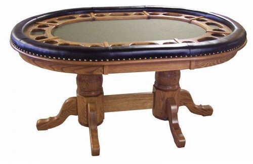 Dakota Poker Table