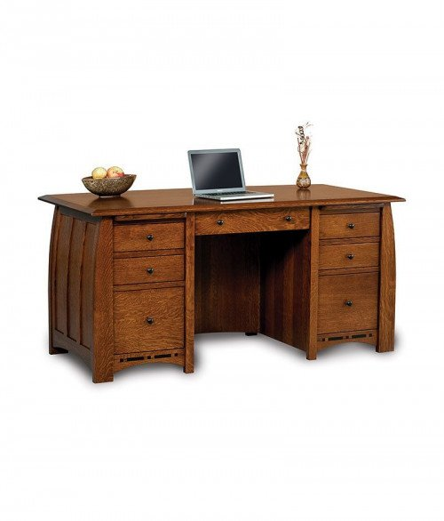 Boulder Creek File Desk