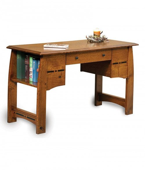Boulder Creek Library Desk