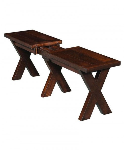 Frontier Dining Bench