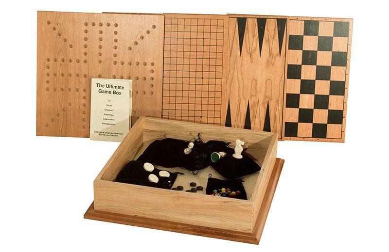 Amish Game Box