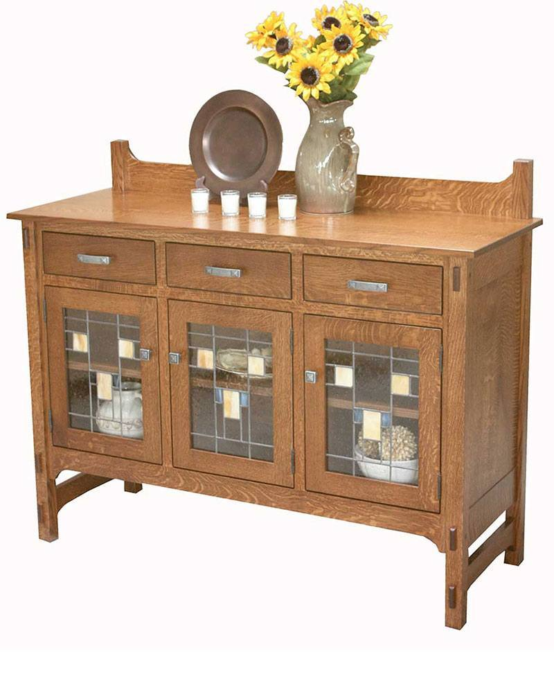 Glenwood Sideboard Glass Front