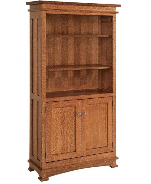 Kenwood 2 Door Bookcase
