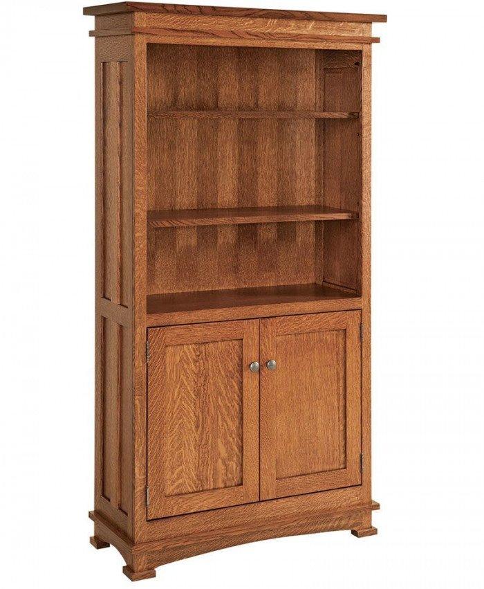 Kenwood 2 Door Bookcase