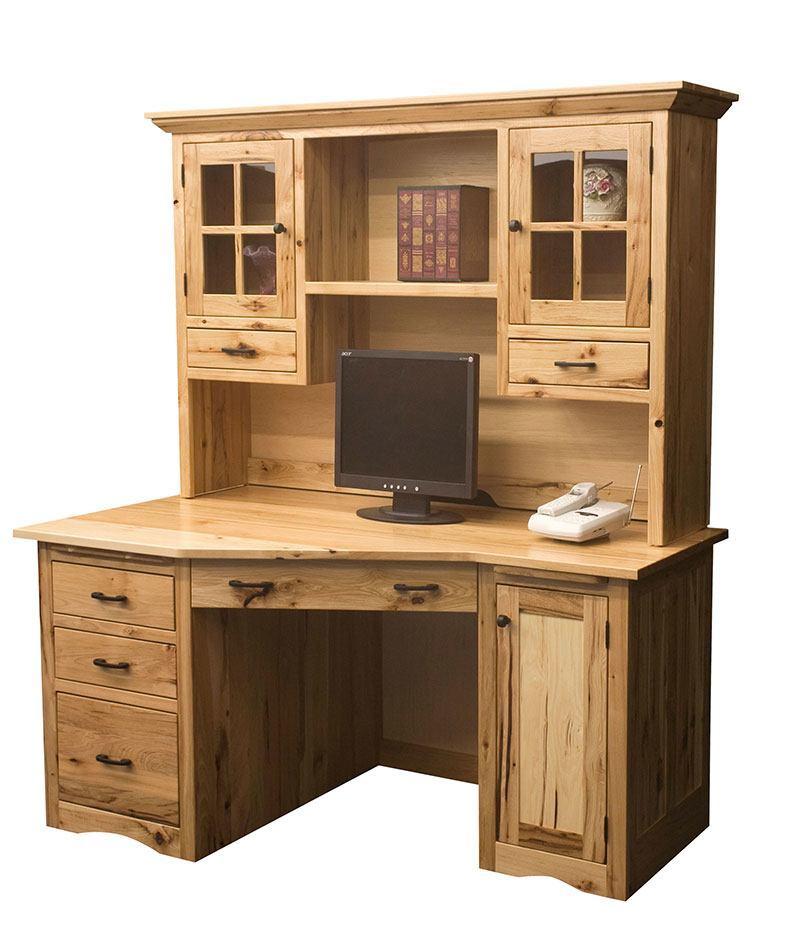 Wedge Computer Desk