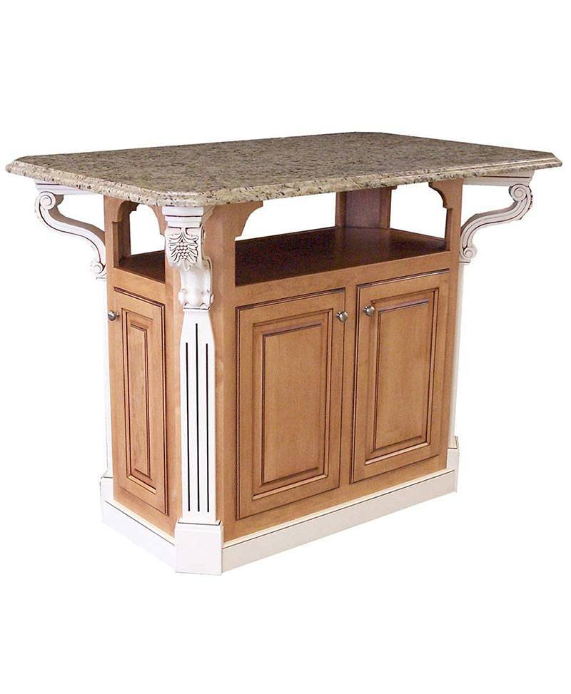 New Century Kitchen Island