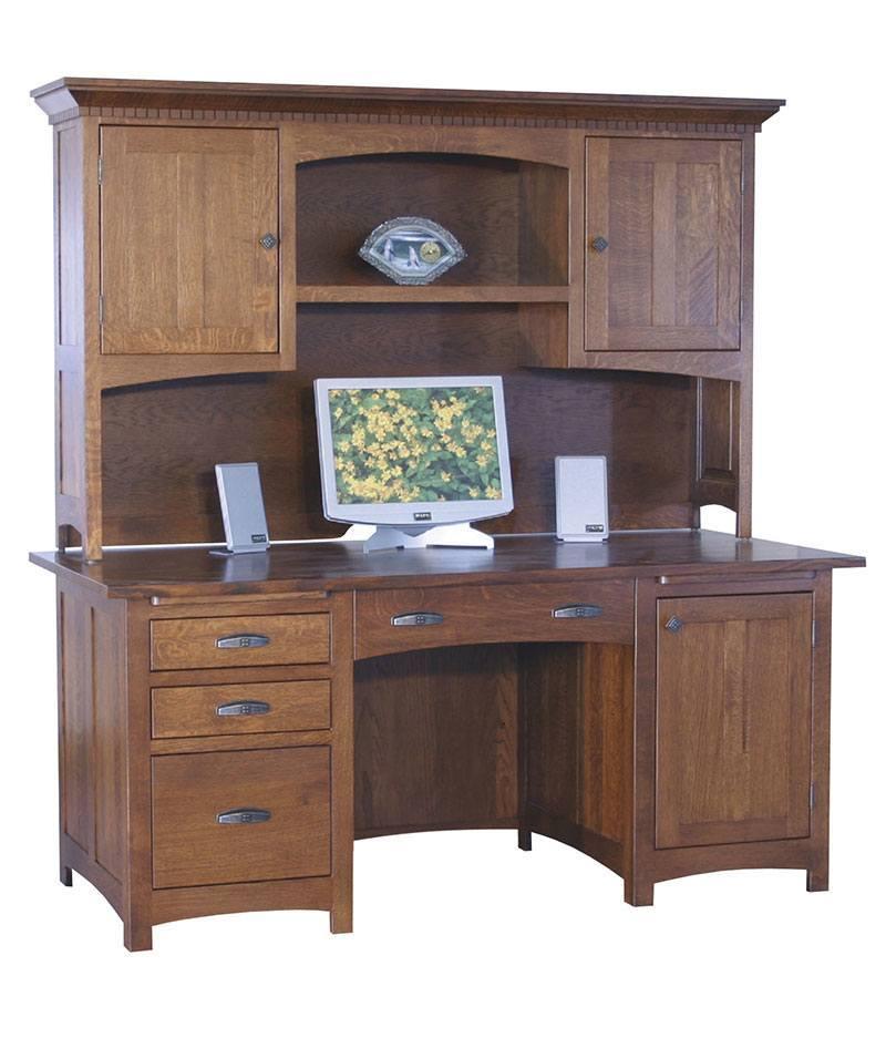 Oakwood Computer Desk