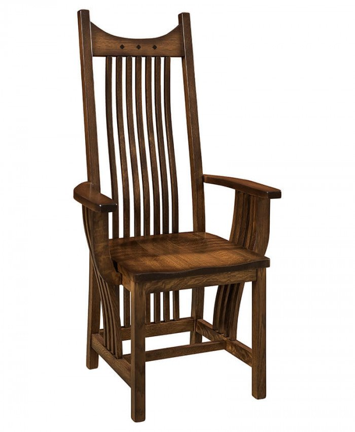 Royal Mission Dining Chair