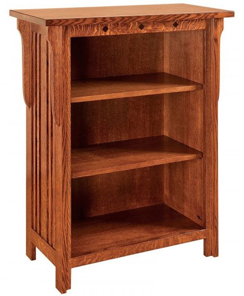Royal Mission Bookcase