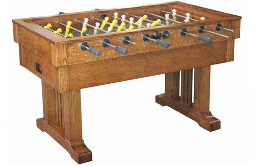 Signature Mission Foosball Table