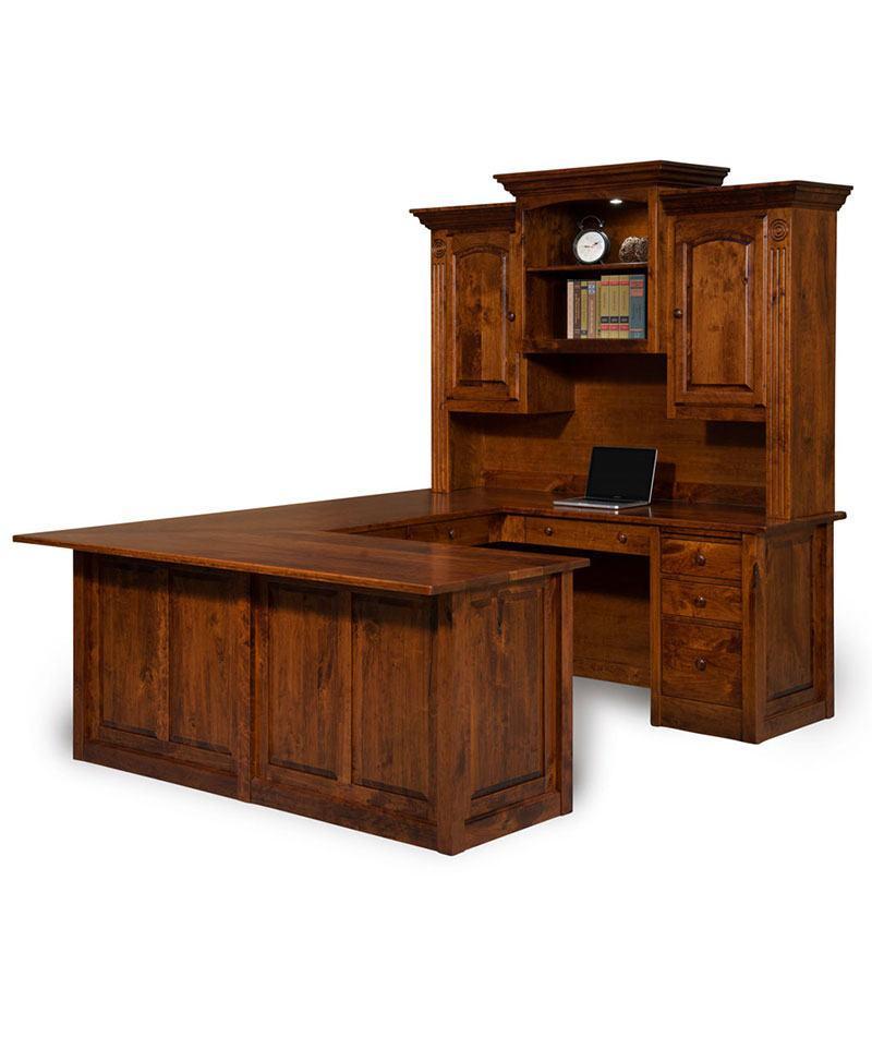 Victorian 4-Piece Desk