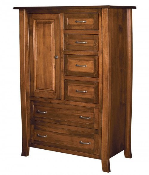 Batavia 6 Drawer 1 Door Chest