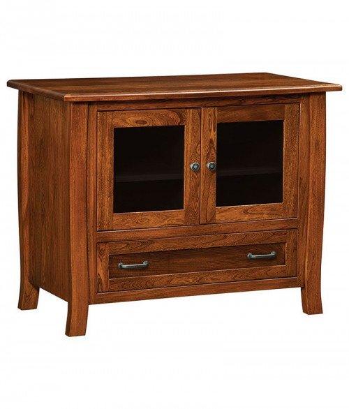 Batavia Plasma TV Stand 1 Drawer 2 Door