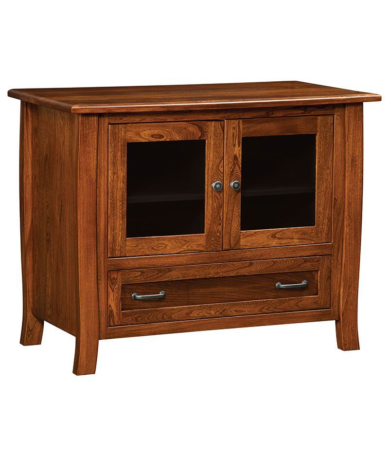 Batavia Plasma TV Stand 1 Drawer 2 Door