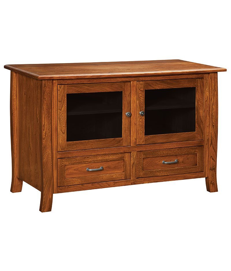 Batavia Plasma TV Stand 2 Drawer 2 Door