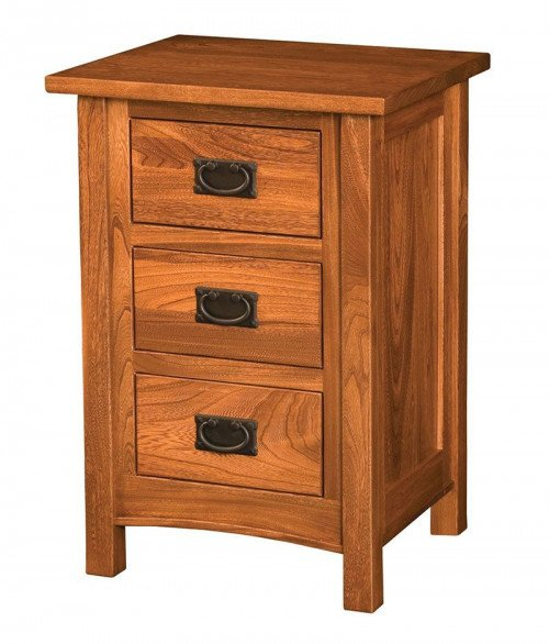 Brooklyn Mission Bedside Chest