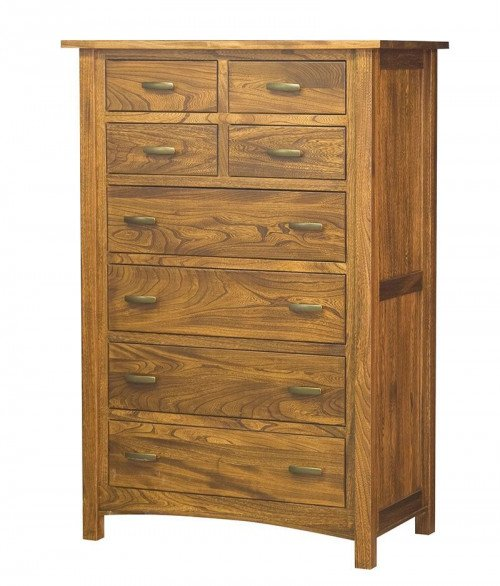 Brooklyn Mission 8 Drawer Chest