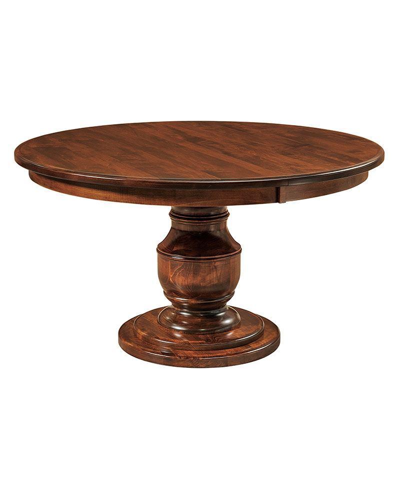 Burlington Single Pedestal
