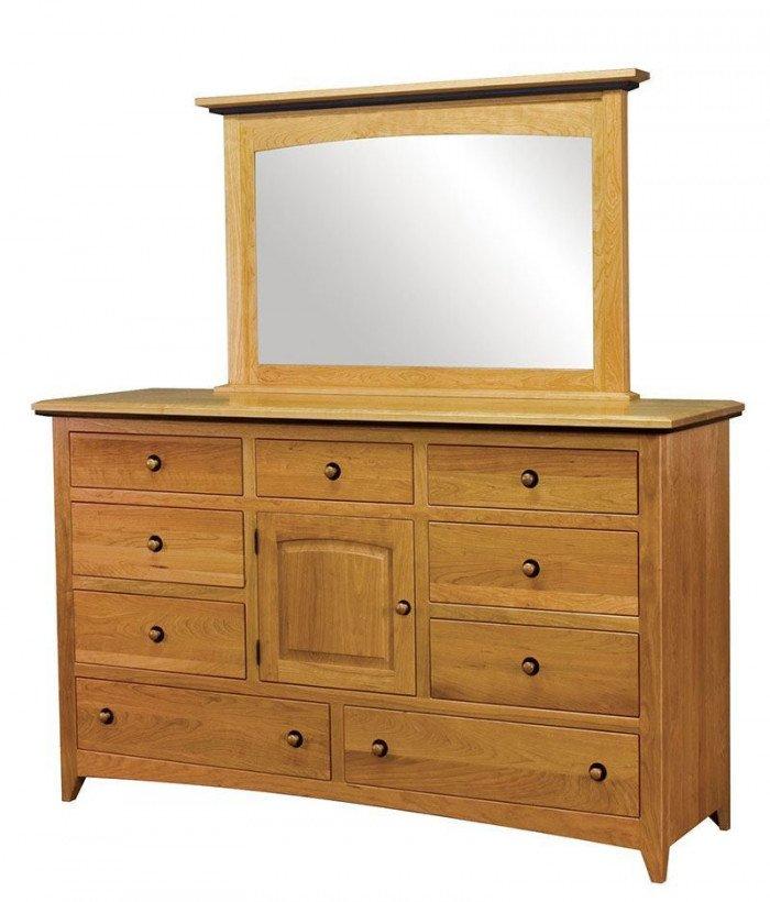 9 Drawer 1 Door Dresser