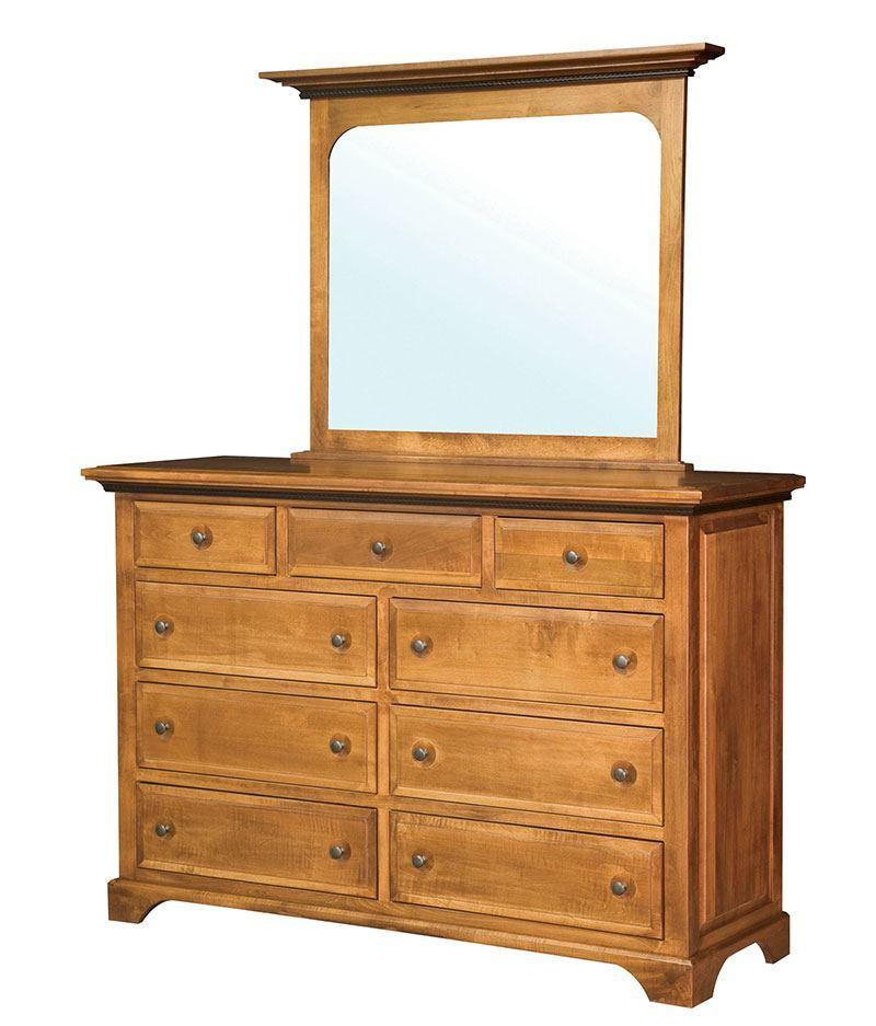 Escalade 9 Drawer Dresser