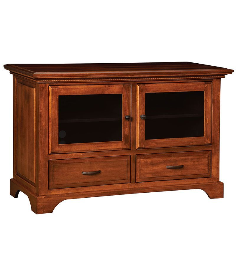 Escalade Plasma TV Stand 2 Drawer 2 Door