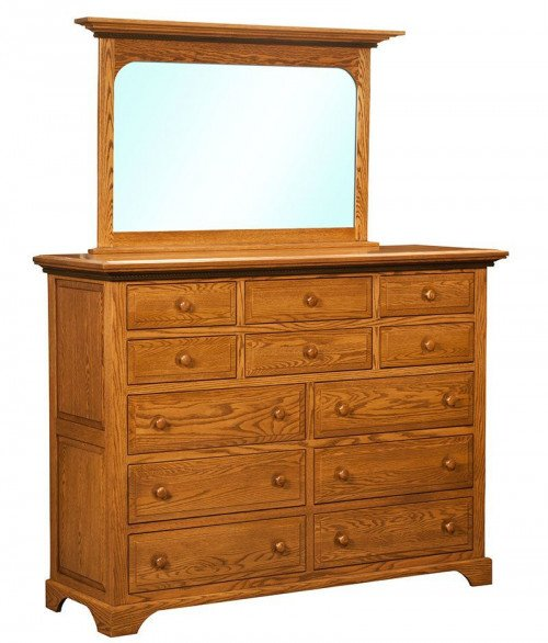 Escalade 12 Drawer Dresser