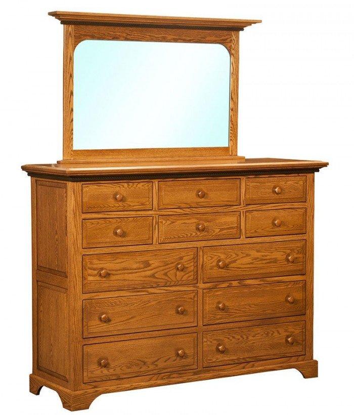 Escalade 12 Drawer Dresser
