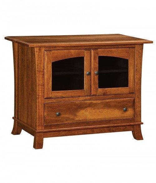 Hampton Plasma TV Stand 1 Drawer 2 Door