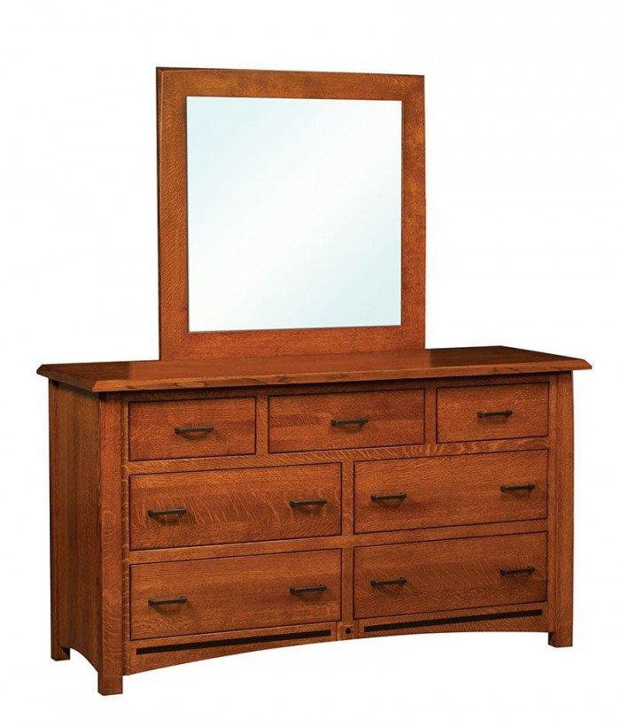 Lavega 7 Drawer Dresser