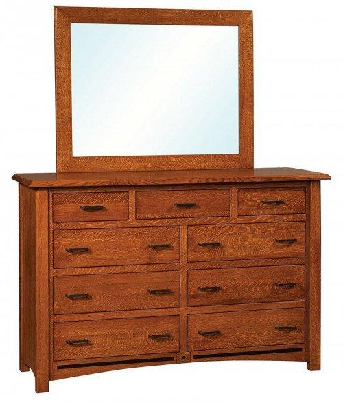 Lavega 9 Drawer Dresser