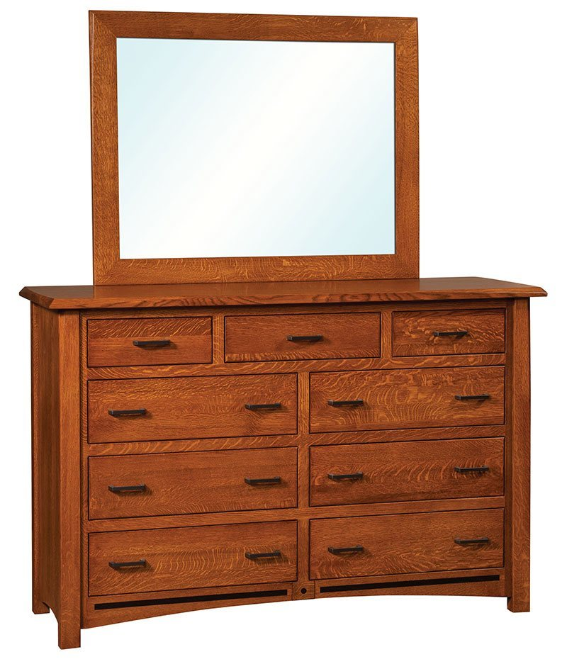 Lavega 9 Drawer Dresser