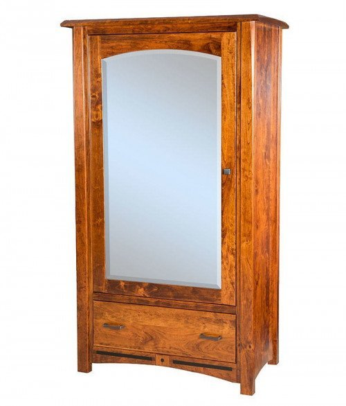 Lavega 3 Drawer 2 Door Armoire