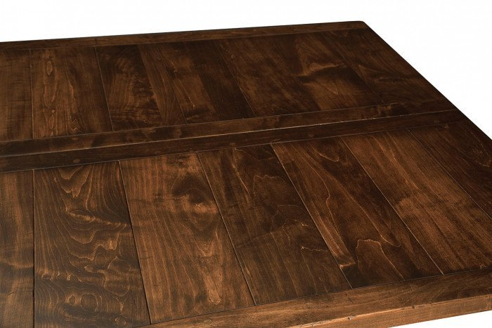 Lincoln Table Top-Detail