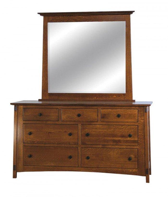 McCoy 7 Drawer Dresser
