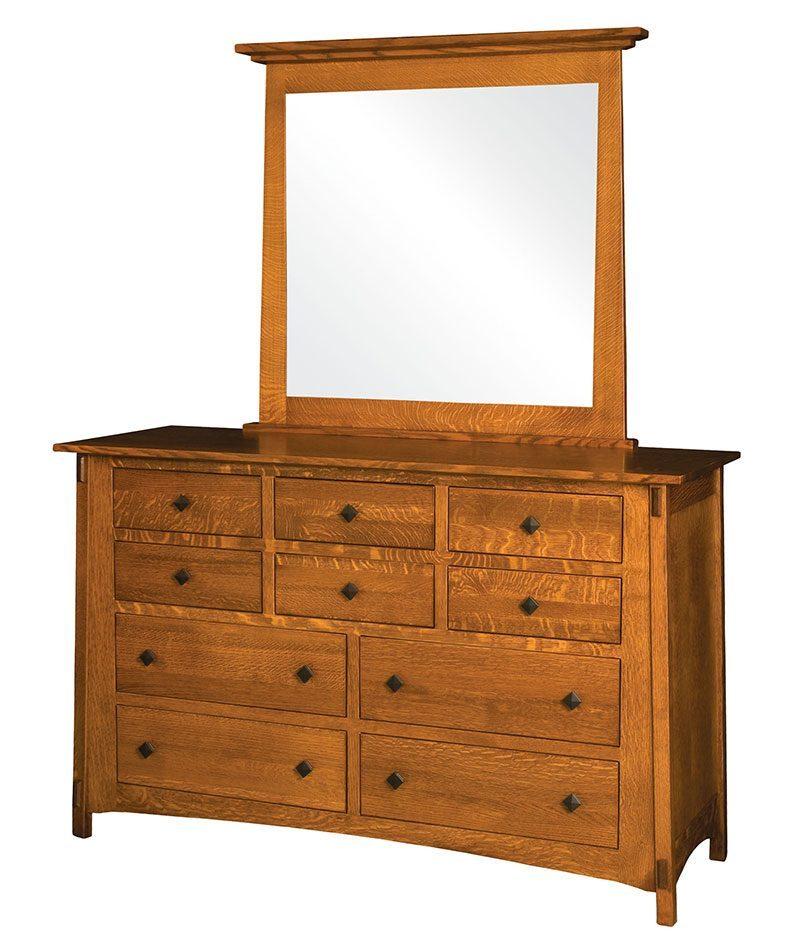 McCoy 10 Drawer Dresser