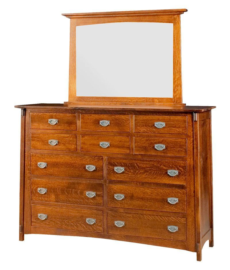 McCoy 12 Drawer Dresser
