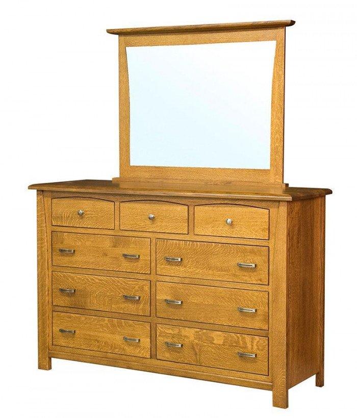 Mondovi 9 Drawer Dresser