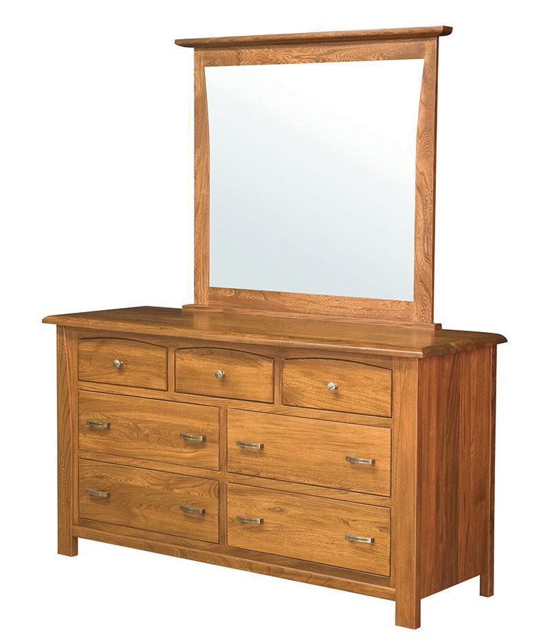 Mondovi 7 Drawer Dresser
