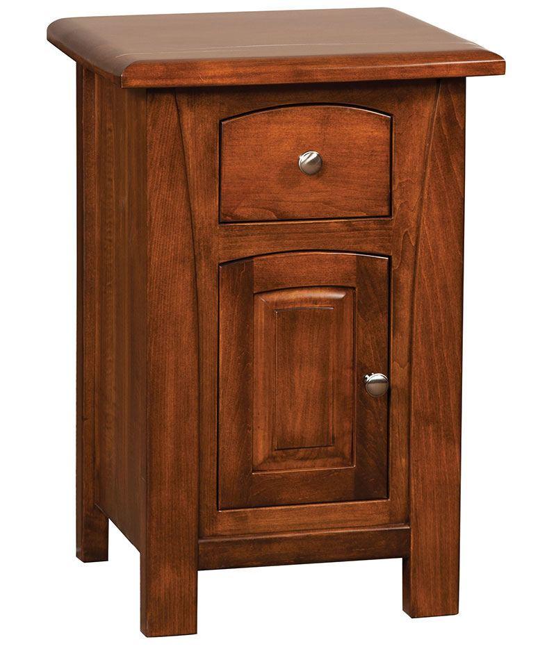 Mondovi 1 Drawer 1 Door Night Stand